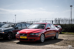 Volvo S60 (TimelessWorks) Tags: time less works timeless timelessworks tw auto car bil vehicle automobile automotive volvo swedish safe autox autocross track cone cones trackday racing race attack 850 t5 t4 d5 r t5r awd s60 v60 v70 v90 s70 s90 940 240 140 142 242 340 480 netherlands lelystad midlands circuit racecar becauseracecar c70 modified tuned aftermarket sunny summer spring day