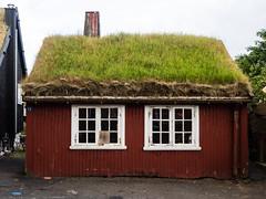 Hobbit House (Feldore) Tags: faroeislands house turf roof faroe islands traditional torshavn cute small tiny hobbit quaint feldore mchugh em1 olympus 1240mm