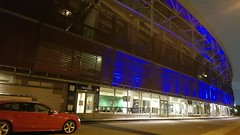 Lit up in blue for Finland's 100th birthday (hugovk) Tags: independenceday finland100 litupinblueforfinlands100thbirthday lit up blue for finlands 100th birthday uusimaa helsinki finland geo:region=uusimaa geo:locality=helsinki geo:country=finland geo:county=helsingin meilahtihospital helsingin geo:neighbourhood=meilahtihospital camera:model=smg950f exif:exposure=110 exif:isospeed=1000 camera:make=samsung exif:flash=noflash exif:orientation=rotate180 meta:exif=1533221239 exif:aperture=17 exif:exposurebias=0 exif:focallength=42mm hvk cameraphone samsung galaxys8 samsungs8 s8 samsunggalaxys8 samsungsmg950f hugovk smg950f december 2017 winter talvi