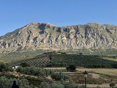Mountains around Antequera