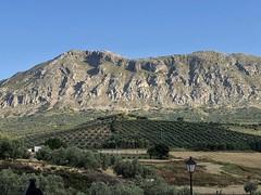 Mountains around Antequera