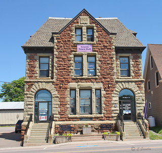 SOURIS TOWN HALL  |  1905   |  SOURIS  |  PRINCE EDWARD ISLAND  |  PEI  |  CANADA