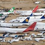 Untitled (Qantas) Boeing 747-400; N954JM@MHV;29.01.2018 thumbnail