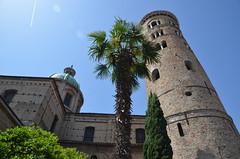Cathédrale de Ravenne, le campanile (RarOiseau) Tags: ravenne italie emilieromagne édificereligieux architecture middleages époquemédiévale saariysqualitypictures
