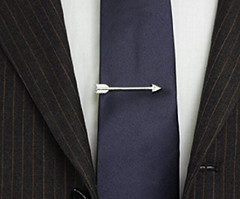 Arrow Shape Tie Clip (mywowstuff) Tags: gifts gift ideas gadgets geeky products men women family home office