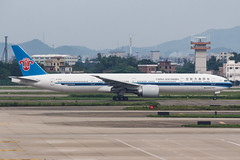 CHINA SOUTHERN B777-300ER B-2008 002 (A.S. Kevin N.V.M.M. Chung) Tags: aviation aircraft aeroplane airport airlines plane spotting can chinasouthern boeing b777300er b777 worldliner