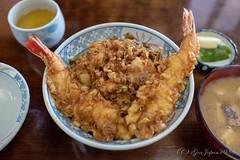 保立食堂 上天丼 (GenJapan1986) Tags: 2018 保立食堂 土浦市 天丼 茨城県 日本 japan ibaraki fujifilmx70 food