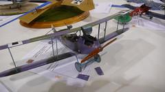 Rumpler C-IV 1/32 (CHRISTOPHE CHAMPAGNE) Tags: 2018 ipms convention phoenix usa maquette kit arizona wingnut wings rumpler civ 132