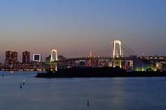 Tokyo_Odaiba_Island_09 (worldtravelimages.net) Tags: tokyo daiba odaiba island rainbowbridge fujitv statueofliberty worldtravelimages 2018