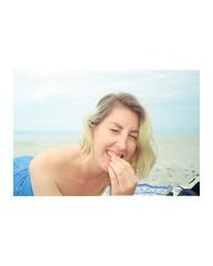 2018 | Skagen (Frankfelixfolke) Tags: portrait hair hands beauty women denmark swedish beach summer girl gold200 kodak m4 leica