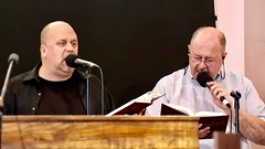 Worship Service with Pastor Randy Matthews (8-19-2018)- Sermon (nomad7674) Tags: 2018 20180819 august beacon hill church efca evangelical free worship service monroect monroe ct connecticut christian christianity closing music song singing sing singer hymn