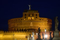 Castel Sant'Angelo (mirco_leoni) Tags: angelo fortezza castello roma santangelo castel