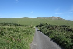 roughtor43 (West Country Views) Tags: rough tor cornwall bodmin moor scenery