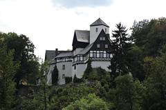 2018-07-29 Rauenstein 1 (beranekp) Tags: germany deutschland sachsen saxony rauenstein castle schloss burg zámek old alt history erzgebirge