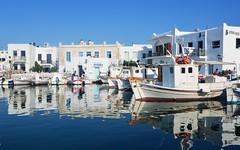 DSC_0308 (JustineChrl) Tags: naoussa paros island greece nikon sea blue summer holidays village aliki sunset beautiful landscape cats