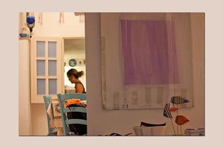 house (and wife) in Gaeta