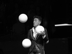 #BigTopCircus @ Indiana State Fair has rocked the Indy crowds. (kennethkonica) Tags: indianastatefair people faces indiana indianapolis indy canonpowershot canon usa midwest america hoosier magicmoment persons color animalplanet animal summer fun fairground fair bigtopcurcus bellonock jugglar balls blackwhite