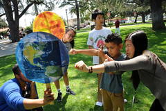 Temple City Library - Solar Eclipse Viewing Party (CEO_Countywide_Communications) Tags: losangelescounty library solar eclipse 2017 science temple city diversity community stem event earth sun