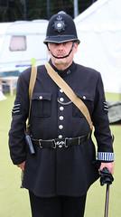 The Reliable Old British Bobby (big_jeff_leo) Tags: ww2 secondworldwar uniform police