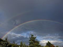 0688 Regenbogen (43 Angela) Tags: regen rain regenbogen rainbow