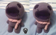 Artist: Neko Rushi (The Binding Of Isaac - Sculptures & Artisan_) Tags: edmundmcmillen thebindingofisaac art game dolls sculpture crafting handmade handicraft