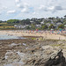 Low tide at Gyllyngvase