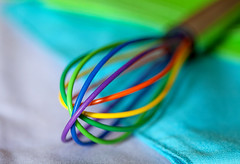 Whisk (JMS2) Tags: approved kitchen utensil whisk colors macromondays multicolor mix cook canon