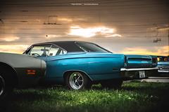 1969 Plymouth Road Runner (Dejan Marinkovic Photography) Tags: 1969 plymouth roadrunner mopar muscle car sky sunset