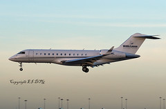 Bombardier BD-700 Global ExpressN65WL Private (EI-DTG) Tags: planespotting aircraftspotting eidw dublinairport collinstown 08dec2016 runway28 bd700 bombardier n65wl globalexpress