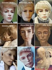 Roman's evolution (toriasoll) Tags: bjd abjd doll dolls reshell reshelling iplehouse soom sabik luo