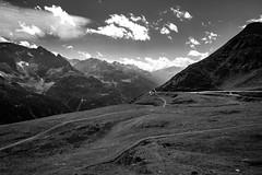Fuji X-Pro1 + 10-24mm (Erol Cagdas) Tags: fujifilm fuji xpro1 fujinon 1024mm wide ultrawide monochrome blackwhite bw mountainside alps swissalps switzerland swiss landscape