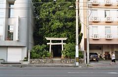 shrine (Vinzent M) Tags: ishigaki 石垣 japan 日本 leica r r4 elmarit 35 zniv