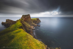 Brother's point (Guizzosoprano) Tags: canon canoneos6d canon1635f4isusm ciel clouds sky nuages nd1000 nisifilters ecosse scotland alba mer sea seascape poselongue longexposure nature