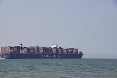 Borssele /Westerschelde (Omroep Zeeland) Tags: groot containerschip