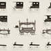 Funeral Cars Nos. 17-30 by an unknown artist. Original from Library of Congress. Digitally enhanced by rawpixel.