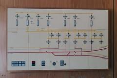 Filisur - Station RhB (Kecko) Tags: 2018 kecko swiss switzerland schweiz suisse svizzera graubünden graubuenden gr bergün filisur europe rhätischebahn rhaetian railway railroad bahn viafierretica rhb eisenbahn bahnhof station albula swissphoto geotagged geo:lat=46675180 geo:lon=9682360