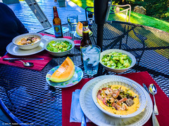 2017.07.30.2765 Shrimp & Grits (Brunswick Forge) Tags: 2017 grouped summer house iphone favorited commented