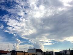 Beautiful things (Sara Makboul) Tags: outdoor beauty white lightblue wonder eyesupwards nature clouds sky landscape