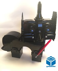 Darth Unikitty (graznador) Tags: lego starwars legostarwars unikitty darthvader darth vader moc legoland lightsaber unicorn sith force graznador toy legomovie thelegomovie mashup