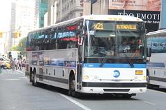 IMG_1095 (GojiMet86) Tags: mta nyc new york city bus buses 2015 x345 2615 x21 42nd street 7th avenue