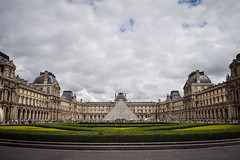The Louvre (laurenspies) Tags: saintgermainlauxerrois paris îledefrance france europe fr louvre thelouvre museum architecture pyramidedulouvre