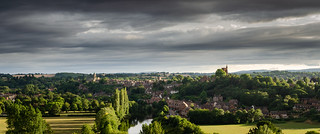 Bridgnorth Panorama