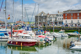 Padstow Harbour - Cornwall.