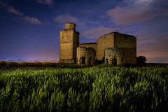 Somewhere in Toledo (B.B.H.70) Tags: castle castillo toledo spain españa night nocturna visitspain