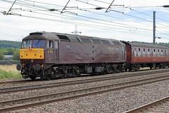 47804 (aledy66) Tags: 1z72 0624 scarborough ealing broadway train loco locomotive canon eos 6d 6d2 markii mkii mk2 railway engine railroad track rail ef70300mm diesel freight 47804 west coast railways wcr