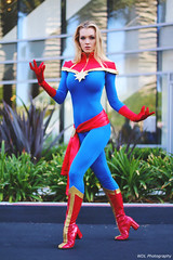 IMG_2514 (willdleeesq) Tags: comiccon comiccon2018 cosplay cosplayer cosplayers sandiegocomiccon sandiegocomiccon2018 sdcc sdcc2018 avengers captainmarvel marvel marvelcomics