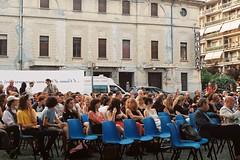 Salviamo il Politeama! (sirio174 (anche su Lomography)) Tags: politeama cinema teatro degrado abbandono abandoned manifestazione eventopubblico proposta como italia italy