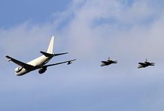MM62228 (JBoulin94) Tags: mm62228 mm7334 mm7335 italy airforce aeronauticamilitare lockheed martin lockheedmartin f35 f35a lightning boeing 767200 kc767 andrews airforcebase jointbaseandrews joint base air force adw kadw usa maryland md
