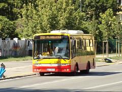 Autosan Sancity 9LE, #A-265, Europa Express City Sp. z o.o (transport131) Tags: bus autobus ztm warszawa wtp autosan sancity 9le eec europa express city