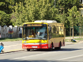 Autosan Sancity 9LE, #A-265, Europa Express City Sp. z o.o